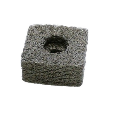 Ganz-Metall-Drahtkissen Typ GMKR
